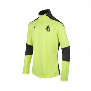 OM Fleece 2020/21 Zip Up-Sweatshirt mit Reißverschluss