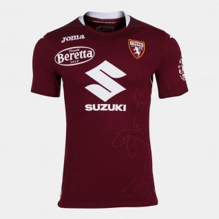 Echtes Heimtrikot Torino FC 2020/21 mit Sponsoren