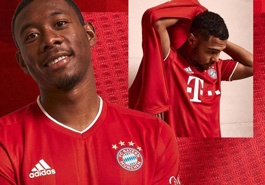 Bayern München Trikots