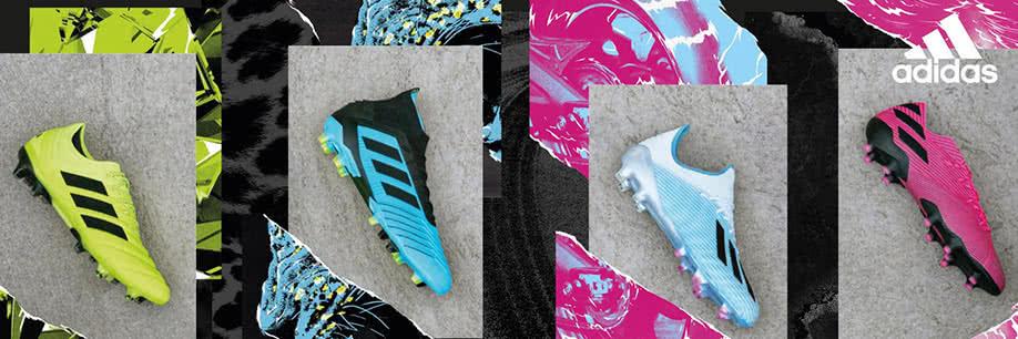 Neue adidas-Schuhkollektion